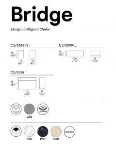 Bridge Calligaris