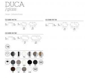 Duca glass
