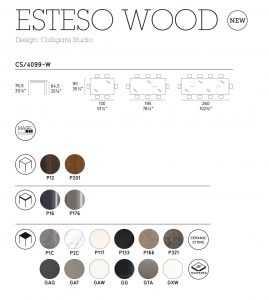 Estesso wood