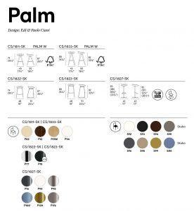 Calligaris Palm