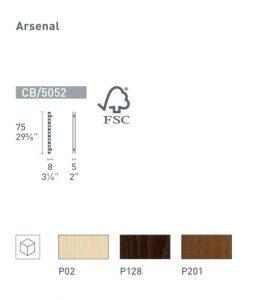 Arsenal Calligaris