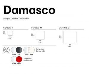 Damasco Calligaris
