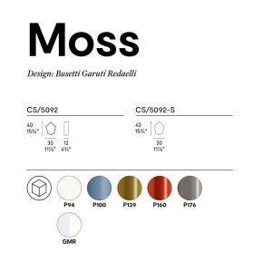 Moss Calligaris