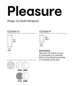 Pleasure Calligaris