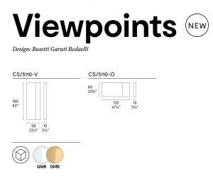 Viewpoints Calligaris