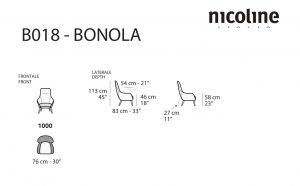 Bonola Nicoline