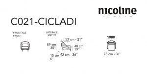 Cicladi Nicoline
