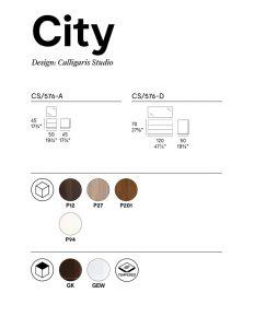 City Calligaris