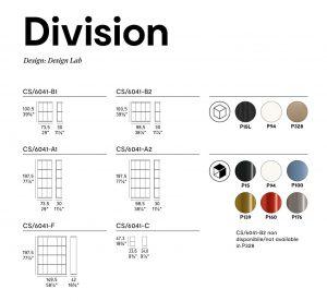 Division Calligaris