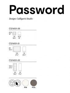 Password Calligaris
