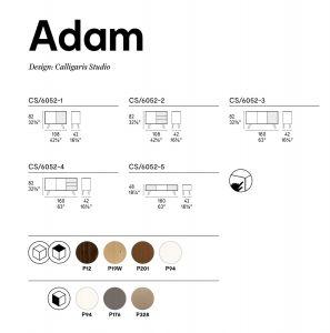 Calligaris Adam